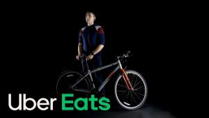 Uber Eats Couriers