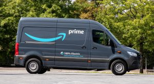 Spotted Bee Courier Service - Amazon Logistics